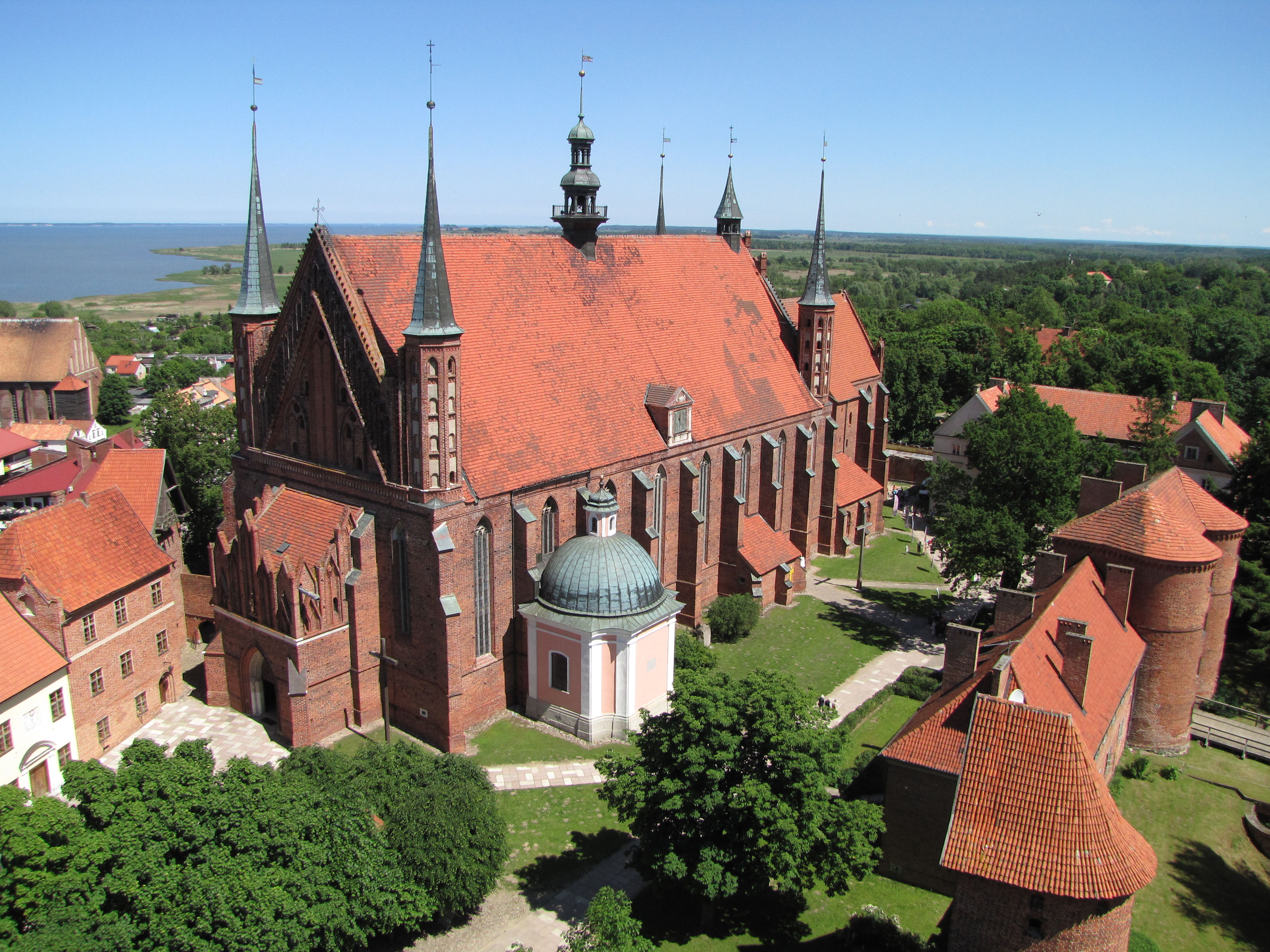 FROMBORK – the town of the Copernicus (8-10h)