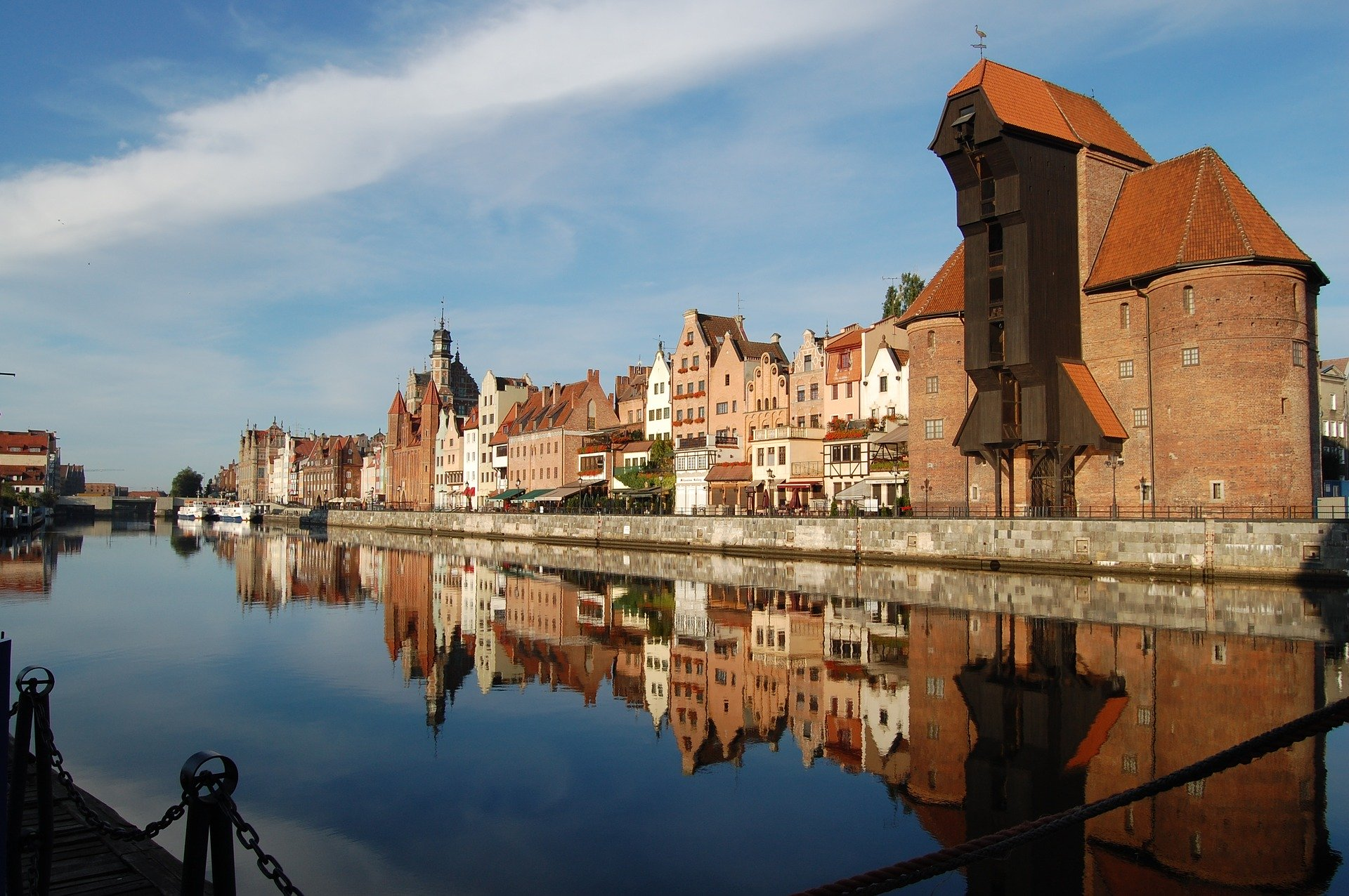 WEEKEND IN GDAŃSK