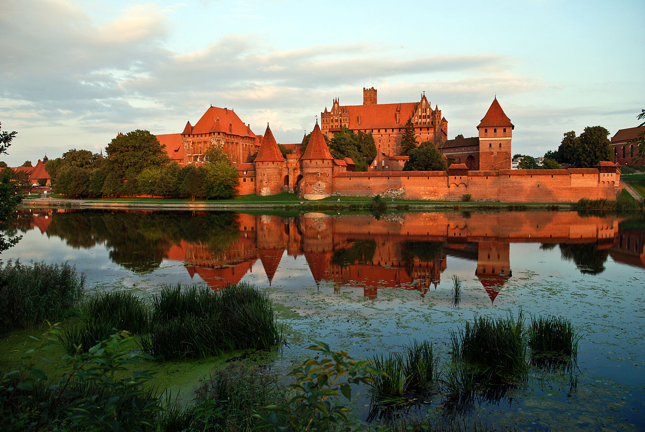 MALBORK – the Teutonic stronghold (up to 8h)