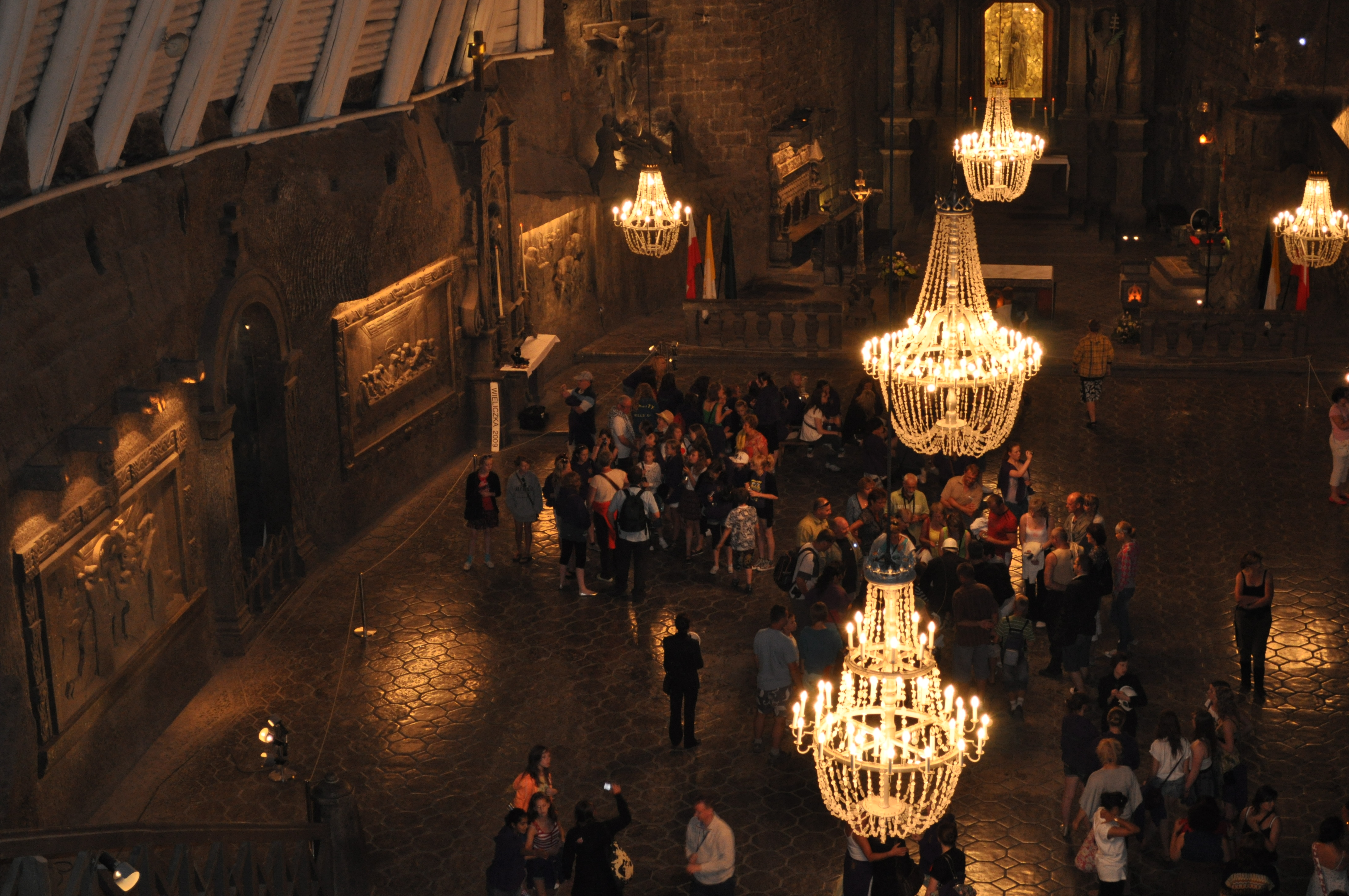 KRAKOW – Royal Route + WIELICZKA – salt mine (up to 8h)