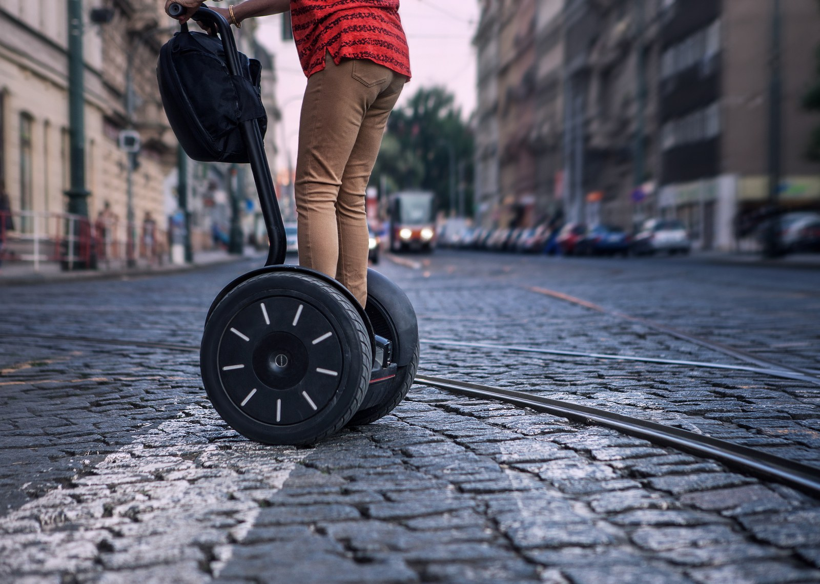 On a Segway through Gdansk – the Royal Route differently